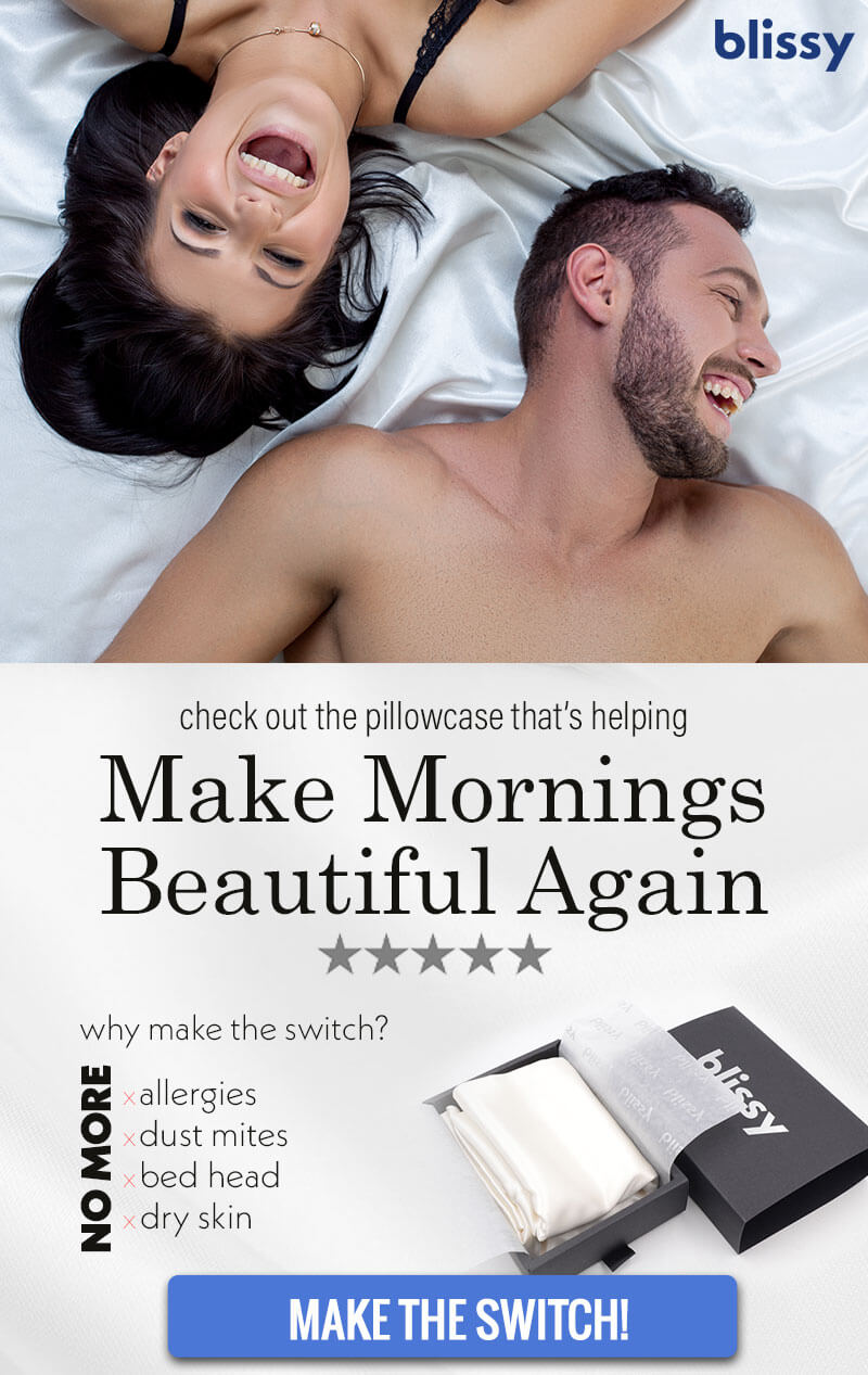 Make Mornings Beautiful Again With Blissy